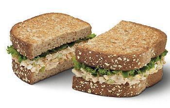 Chicken Salad Sandwich at Chick-fil-A