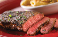 Petite Sirloin at T.G.I. Friday's
