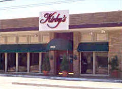Exterior at Kirby's Steakhouse