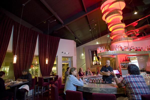 Interior at Sababa Restaurant & Lounge (CLOSED)