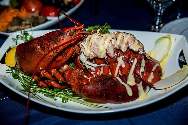 Perfect! - French Lobster Salad at Troy