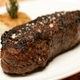 New York Strip Steak at Strip House New Jersey