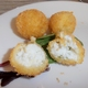 Interior View of the Warm Goat's Cheese Poppers - Dish at The Penthouse at Huntley Santa Monica Beach