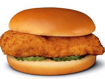 Chicken Sandwich at Chick-fil-A