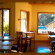 Our newly added Dining Room...cozy,calm and comfortable - Photo at The Canyon Bistro in Topanga
