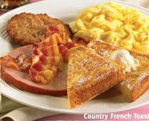 Coutry French Toast at Carrows