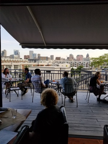 What a view! - Exterior at View MKE