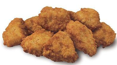 Nuggets at Chick-fil-A