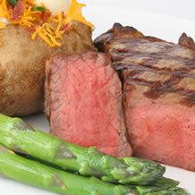 Pepper Steak at Kirby's Steakhouse