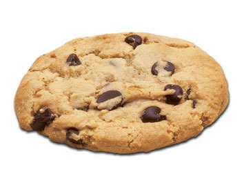 Chocolate Chip Cookie at Carl's Jr.