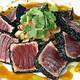Pan Seared Ahi Tuna - Pan Seared Ahi Tuna at Kirby's Steakhouse