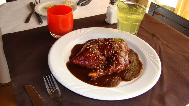 Photo of Chicken Mole