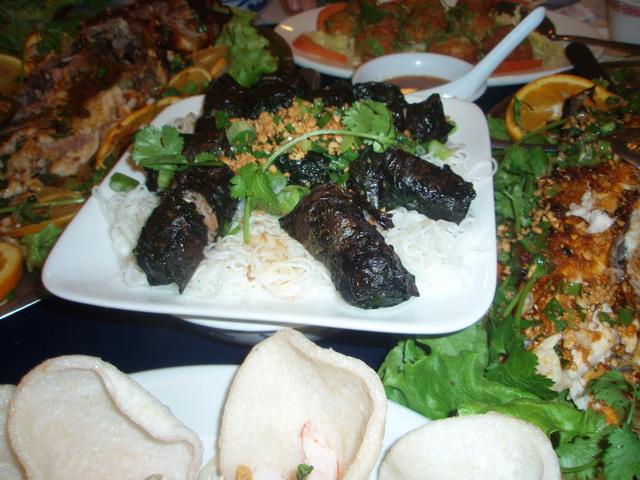 Snake at Phong Dinh Restaurant