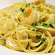 Shrimp Scampi - Shrimp Scampi at Antonios Pizza & Italian Restaurant