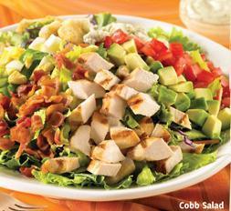 Cobb Salad at Carrows