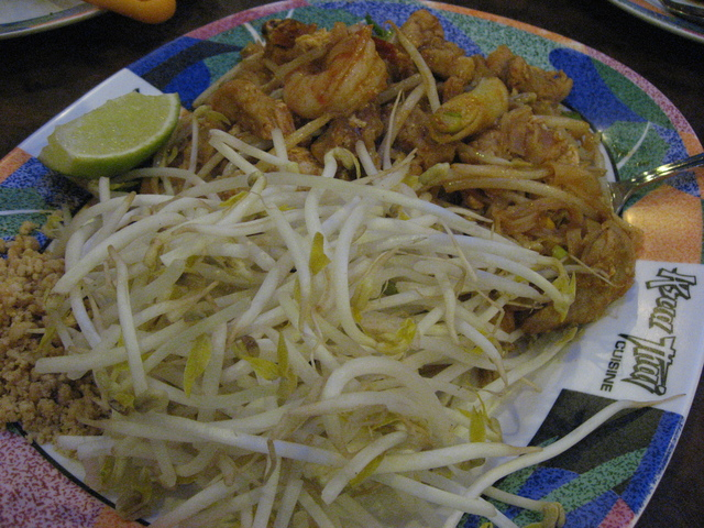 Pad Thai at Krua Thai Restaurant