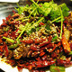 House Special Lamb Rib with Spicy Sauce at Hunan Seafood