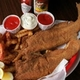 The whole cat is awsome, but the fillets are better - 2pc Whole Catfish Dinner at Pappy's Catfish & Oyster Bar