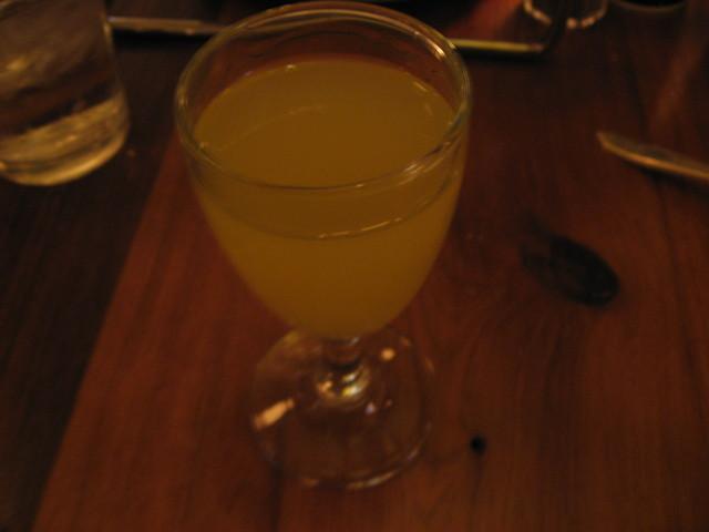 "Massimo's ""100 Lemon"" Limoncello at Quartino"