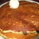 Chocolate Chip Pancakes at The Stove