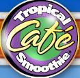 Logo at Tropical Smoothie Cafe