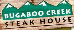 Logo at Bugaboo Creek Steak House