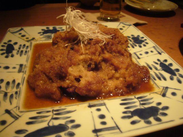 Sautéed Duck Breast at EN Japanese Brasserie