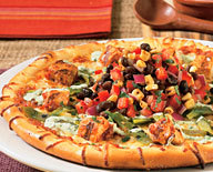 Chipotle Chicken at California Pizza Kitchen
