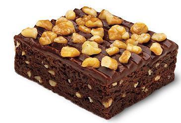 Fudge Nut Brownie at Chick-fil-A