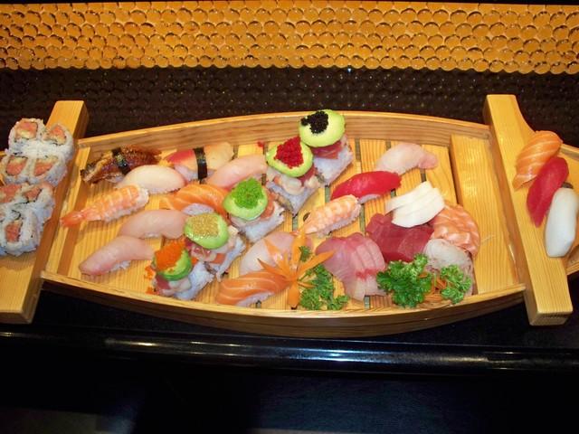 BON JOVI BOAT at Arisu Japanese Cuisine