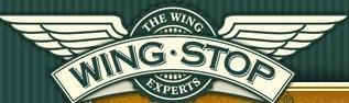 Logo at Wing Stop