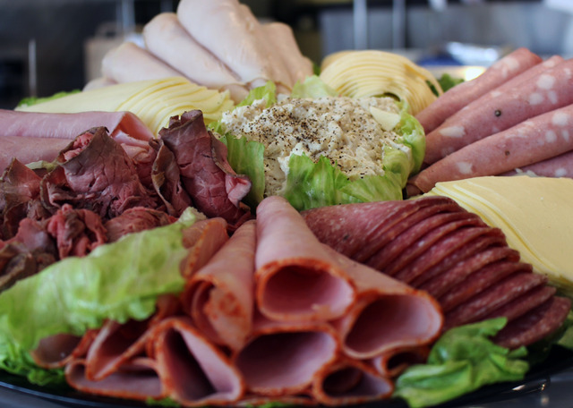 Cold Cut Platter at Royal Roast Beef & Seafood