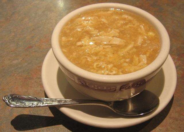 Soup at Korean Garden