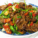 Cumin Lamb at  Hengyang Chili King