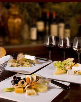 Cheese Flights at Amor de Brazil  -Brazilian Steakhouse Kansas (CLOSED)