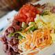 Robb Cobb Salad at Peach's Restaurant