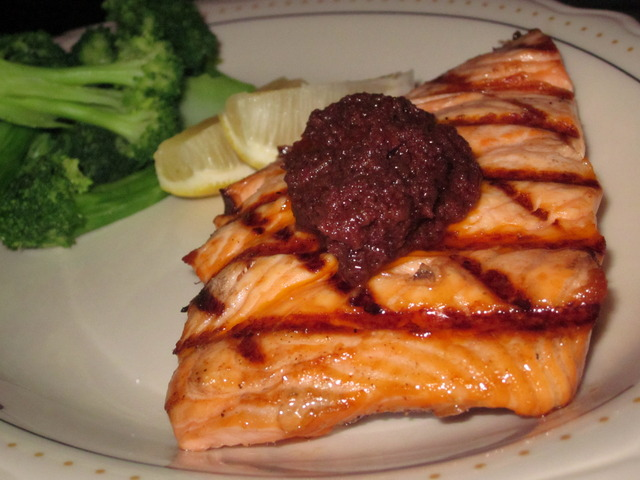 Scottish Salmon at Joey Gerard's - A Bartolotta Supper Club