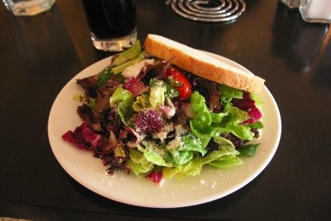 Green Salad at D'Amico & Sons