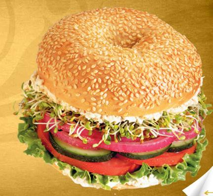 Veg Out® at Einstein Bros. Bagels