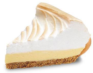 Lemon Pie at Chick-fil-A