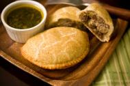 The best Empanadas ever !!! - Empanadas at Arepanita's  Cafe