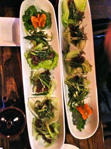 Korean Beef at Kai Sushi & Sake Bar
