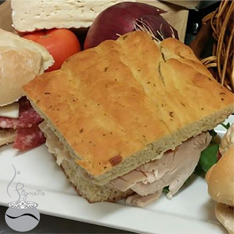 Some of our signature #panini are ready for lunch and waiting for you: #ItalianProsciutto - Paninis at Toast Cafe