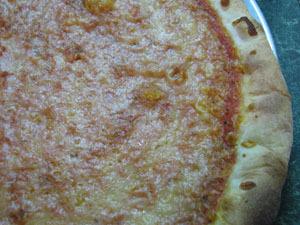 Pizza at Pomodoros Italian Kitchen