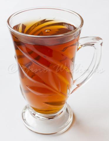 Cardamon Tea at Kabul House Restaurant