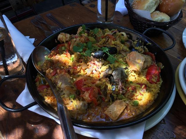 Dish at Habana