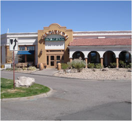 Exterior at Hacienda Colorado