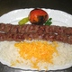 Beef Koobideh Kabob Dinner at Saghi Restaurant Cabaret