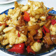 Cauliflower with Lardons at  Hengyang Chili King