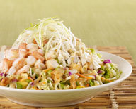 New Miso Salad at California Pizza Kitchen